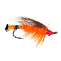 attractor dry fly