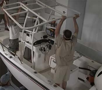 fishmaster t-top