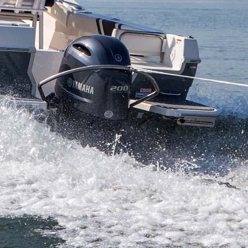 turboswing on boat