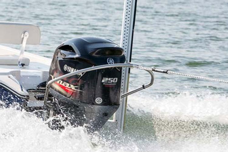 Pulling Tubes Behind a Fishing Boat - Bass Boat Tow Bar