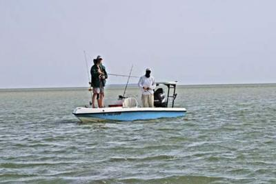 Fishing the Flats - Saltwater Fishing Basics