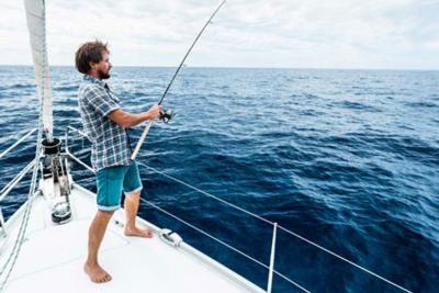 Saltwater Fishing Basics